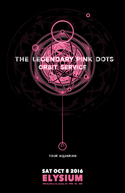 Legendary Pink Dots Brighter Now
